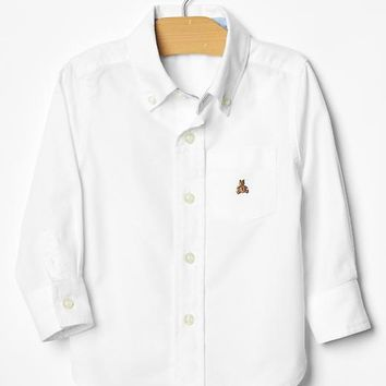 Gap Baby Classic Oxford Shirt