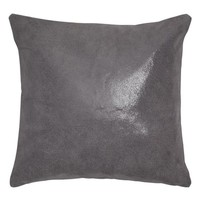 Donna Karan New York Moonscape Leather Accent Pillow | Nordstrom