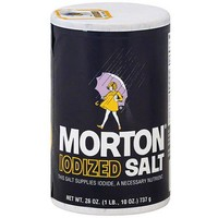 Morton Iodized Salt, 26 oz (Pack of 24) - Walmart.com