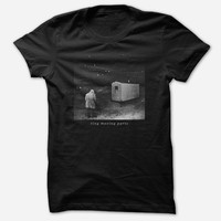 Hello Merch — Ice Shack Black T-Shirt