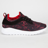 Globe Roam Lyte Mens Shoes Red Lava  In Sizes