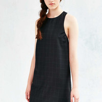 Lucca Couture Windowpane Racerback Dress - Urban Outfitters