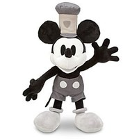 Steamboat Willie Mickey Mouse Plush - 17'' | Disney Store