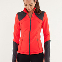 forme jacket *brushed | lululemon athletica