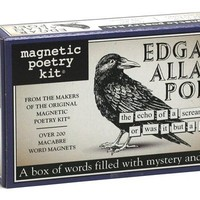Edgar Allan Poet - Magnetic Poetry