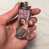 Reusable Lana Del Rey lighter case