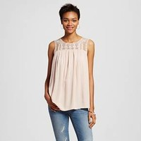 Women's Romantic Top - Mossimo Supply Co.™ (Juniors')