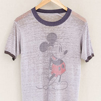 Vintage Super Faded Mickey Tee - Urban Outfitters