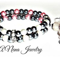 Ice Cream Sundae Beauty Glamour Duo! By A'Nena Jewelry