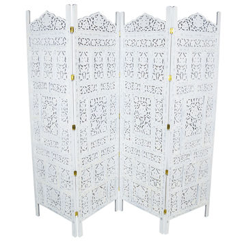 Moroccan-Style Room Screen