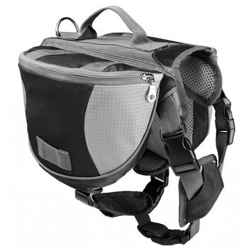 Dog Back Pack Harness