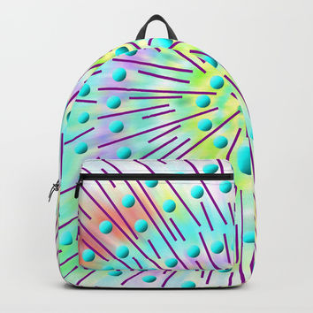 Circular 04 Backpacks by Zia