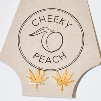 Must Have Cannabis Earrings
