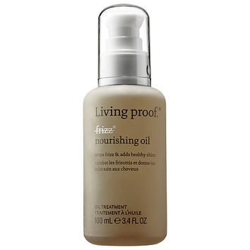 No Frizz Nourishing Oil - Living Proof | Sephora