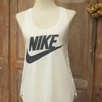 Nike Tank Top Camis Women Fitness top for Beach Summer Clothes Gift Summer fashion tshirt Vintage tank top Mixed Shorts Pants Jeans