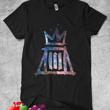 Paramore Fall Out Boy Design T Shirt For Men and Women Unisex
