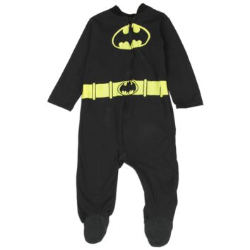 Batman Newborn Baby's Costume Sleeper