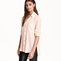 Flared Blouse - from H&M
