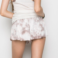 Dolce Dyed Short