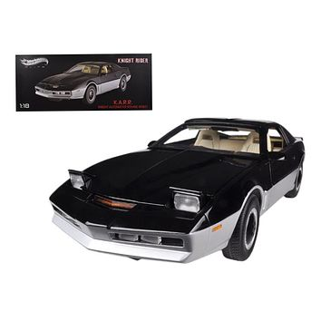 1982 Pontiac Trans Am KARR Elite Edition 1/18 Diecast Car Model by Hotwheels