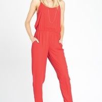 So Sleek Utility Jumpsuit