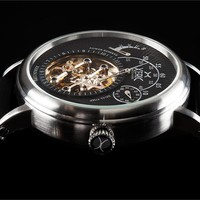 Xeric Xeriscope Silver/Black Automatic - Free Worldwide Shipping from Watchismo.com