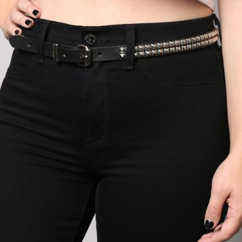 Small Things Studded Belt - What's New at Gypsy Warrior