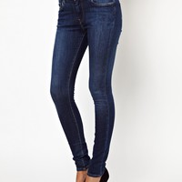 Pepe Jeans London Regent High Waist Skinny Jeans