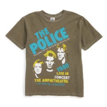 Junk Food The Police '80 LA Amphitheatre Concert T-Shirt (Little Boys & Big Boys) | Nordstrom
