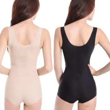 Hot Sale  High elasticity corset waist  design Bodysuits Women Shapewear Stylish body sculpting leotard Light breathable