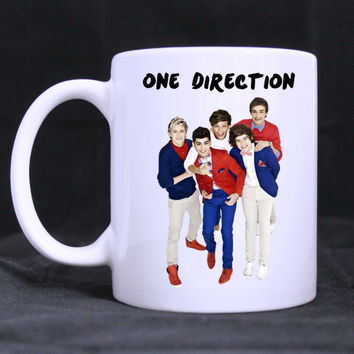 One Direction Ceramic Mug 11 oz
