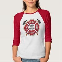 """Firefighter"" Women's TSHIRT"