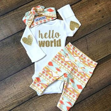 PEAPIX3 Children Baby Kids Cute Mom's baby Funny One-piece Clothing [9496575556]
