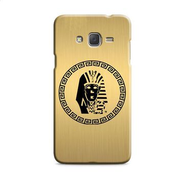 LAST KING GOLD LOGO Samsung Galaxy J7 2015 | J7 2016 | J7 2017 Case