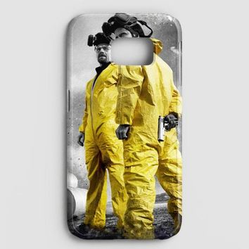 Breaking Bad Yellow Costums Samsung Galaxy Note 8 Case