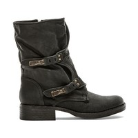 Sam Edelman Ridge Bootie in Black