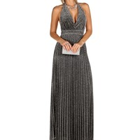 Sale-dee Ross-pewter Homecoming Dress