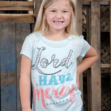 Southern Grace Spring Shortsleeve Lord Have Mercy Shirt