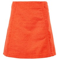 Textured Scallop Pelmet Skirt | Topshop