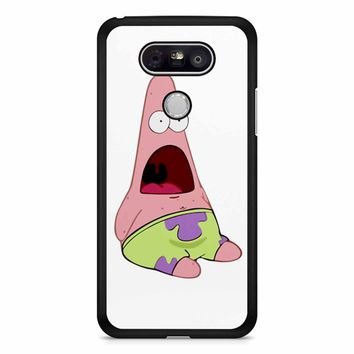 Patrick Star Shocked LG G5 Case