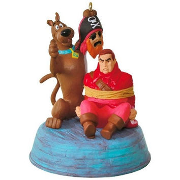 SCOOBY-DOO Saves the Day Sound Ornament