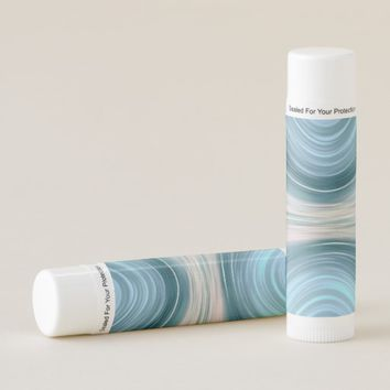Aqua Turquoise Teal Driving Dreams Lip Balm