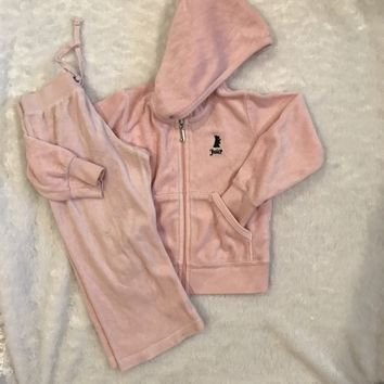 Juicy Couture Velour Jumpsuit