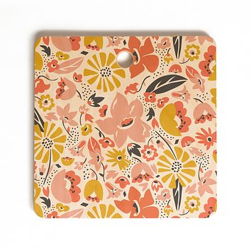 Heather Dutton Betty Cutting Board Square
