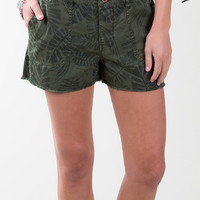 White Crow Hello Portland Womans Cargo Shorts (CLEARANCE)