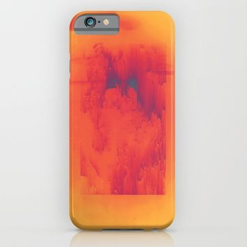 Body Heat iPhone & iPod Case by DuckyB