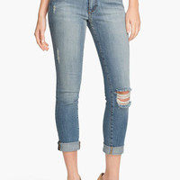 Joe's Rolled Skinny Ankle Jeans (Cooper)