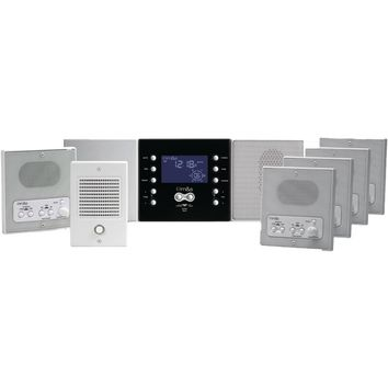 M&s Systems 4-wire Music And Communication Retrofit System Package MSSDMC4PACK