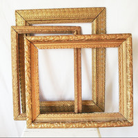 Antique Gesso Picture Frame - choose from 3 - 16 x 20 or 14 x 20