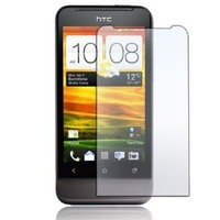 HTC One V Premium Ultra Clear, Smooth Touch LCD Screen Protector Film with Cleaning Cloth AccessoryOne